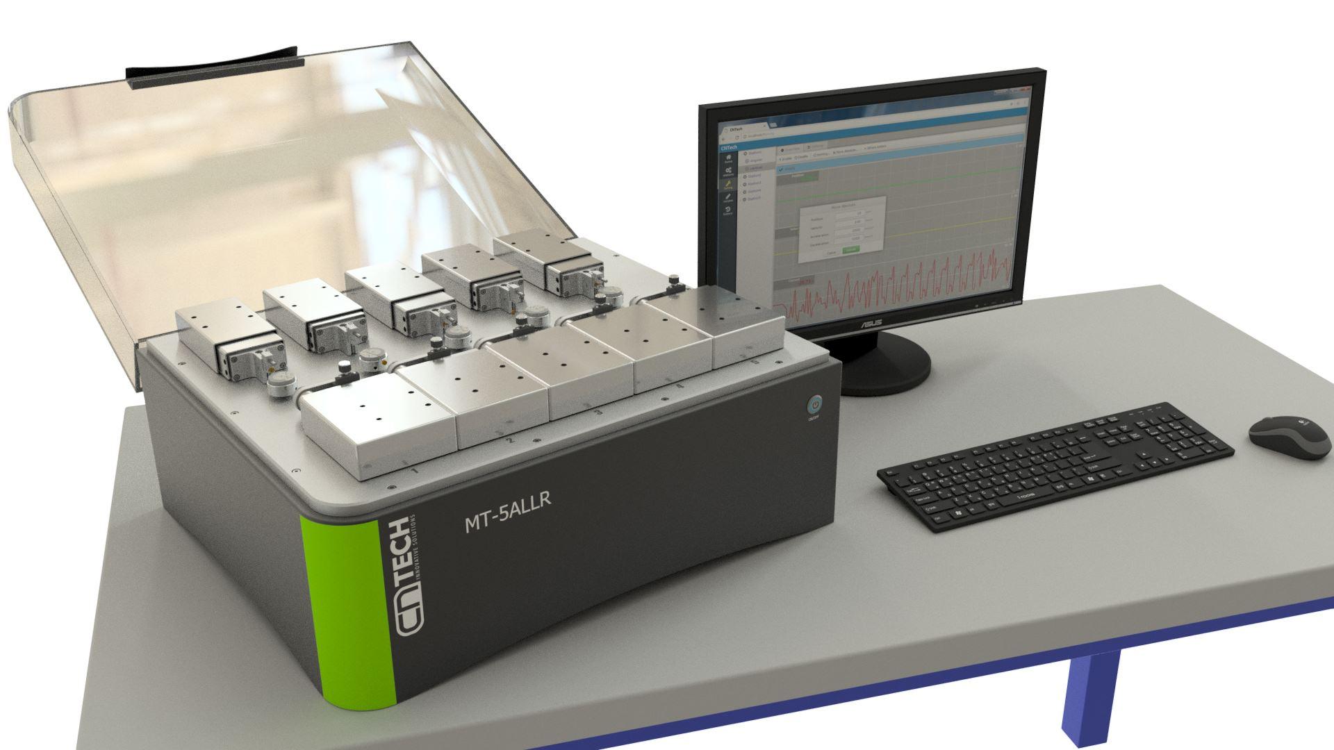 MT-5ALLR Banc de test de vieillissement pour laboratoire horloger