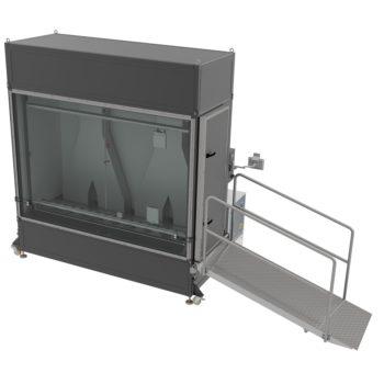 Chambre thermique cellules photovoltaïques